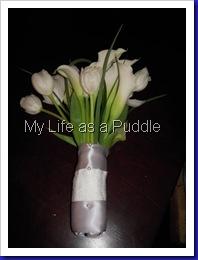 Hyperhidrosis-friendly bouquet