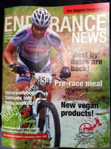Endurance News Fall 2012 cover