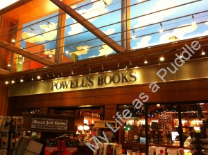 Powell's Books at PDX airport
