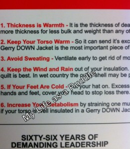 Good luck with #3 when you have hyperhidrosis.