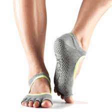 ToeSox Grippy Half-Toe Bella Socks