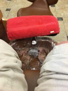 whirlpool pedicure