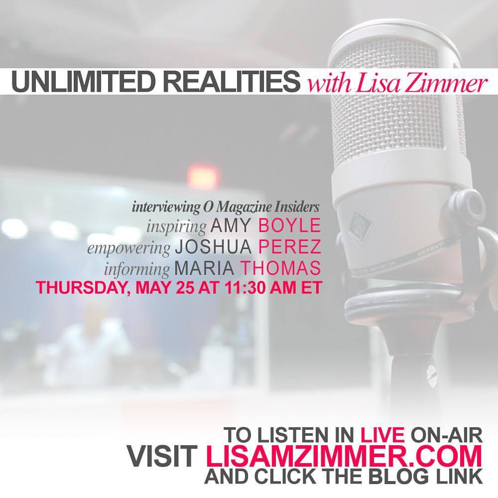Hyperhidrosis + Unlimited  Realities with Lisa Zimmer
