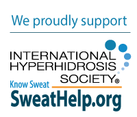 Support the International Hyperhidrosis Society