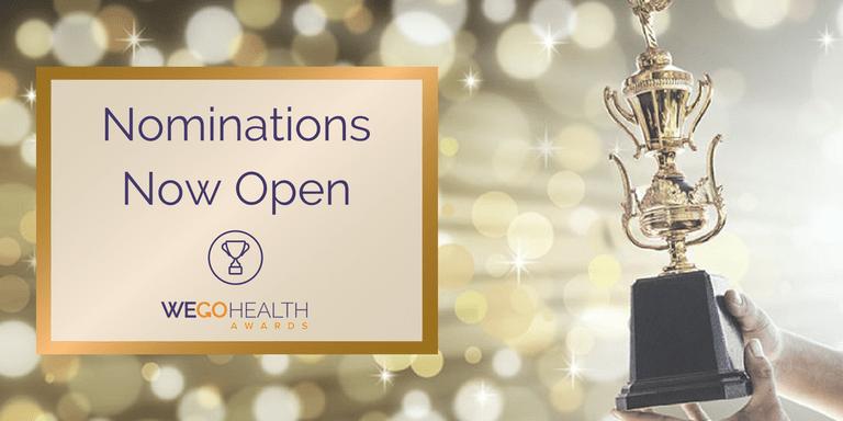 WEGO Health Award Nominations