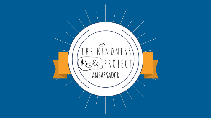 Hyperhidrosis and The Kindness Rocks Project