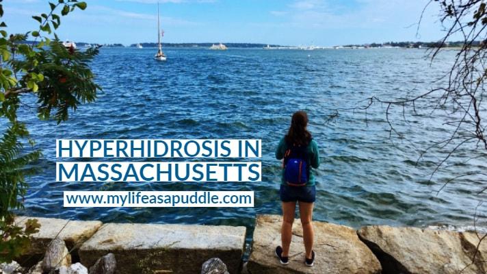 Guest Post: Hyperhidrosis in Massachusetts