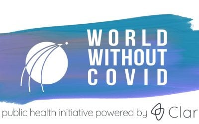 You Can Help Create a World Where COVID Can't Win
