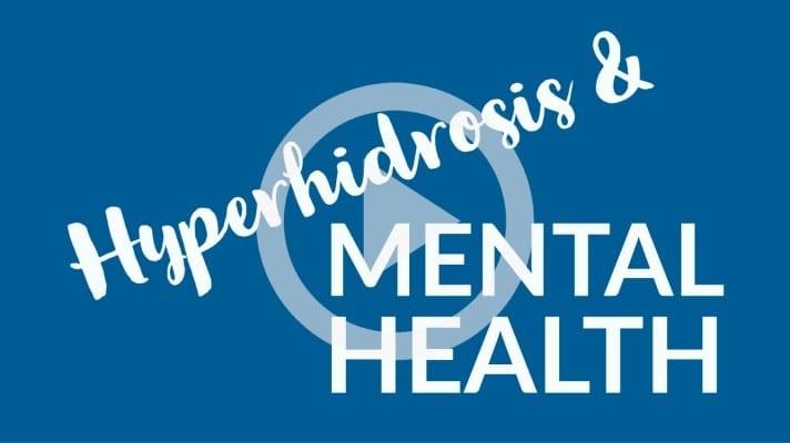 Hyperhidrosis & Mental Health with Psychoanalyst Dr. Claudia Luiz